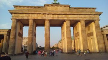La Porta di Brandeburgo © il Deutsch-Italia