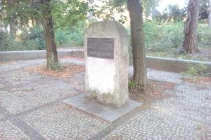 La stele di Rathenau © il Deutsch-Italia