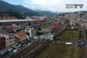La tragedia di Genova © youtube la Repubblica