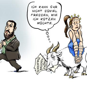 Sündenbock Europa