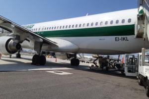 Un aereo Alitalia © il Deutsch-Italia