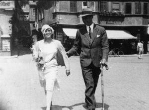 Gerda e Pieter Bote a Stoccarda © Helenajaneczek.com