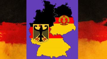 Germania divisa © CC BY-SA 3.0 Fry1989 WC