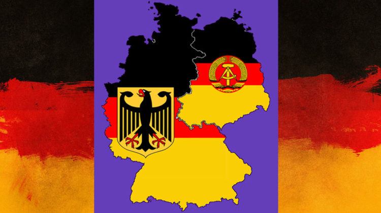 Germania divisa © CC BY-SA 3.0 Fry1989 WC