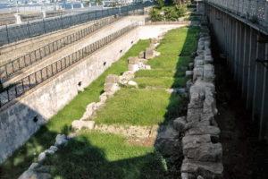 Reggio Calabria mura greche lungomare