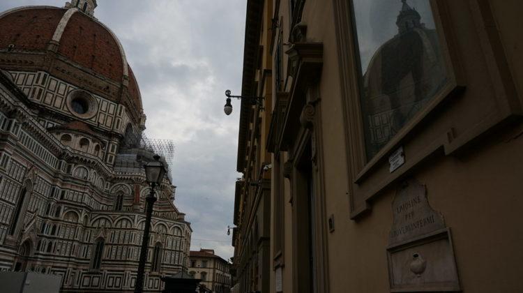 Sitz Misericordia Florenz © Barbara de Mars