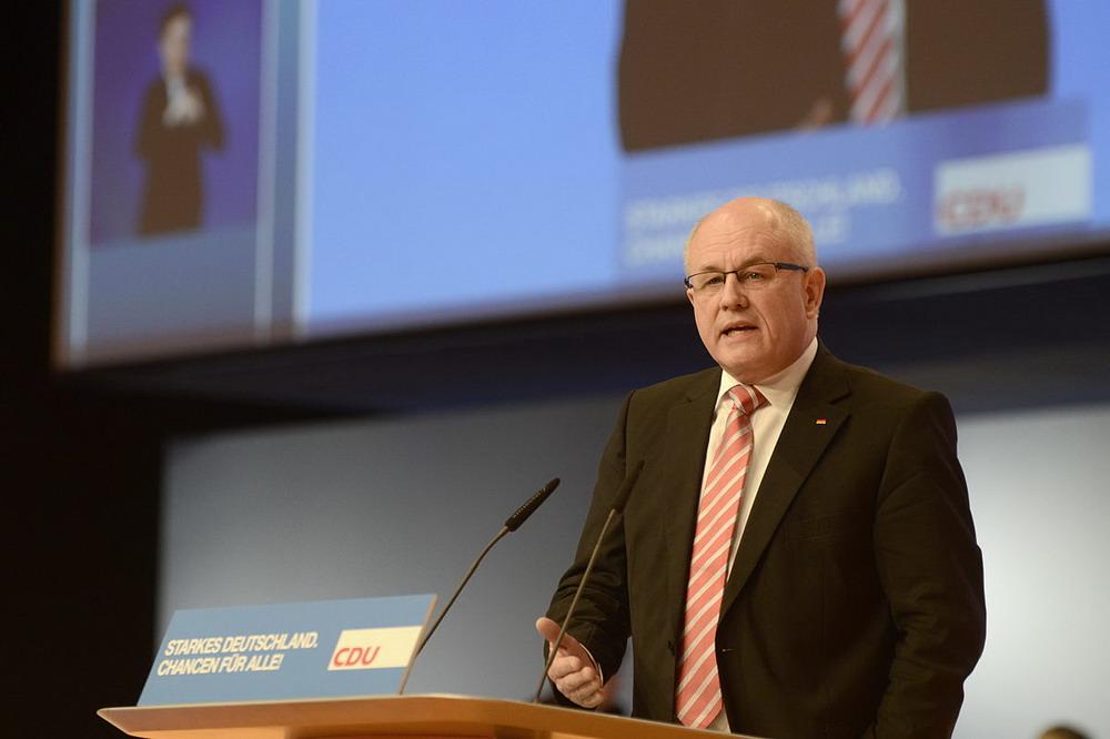 Volker Kauder © CC BY-SA 3.0 CDU-CSU-Bundestagsfraktion WC