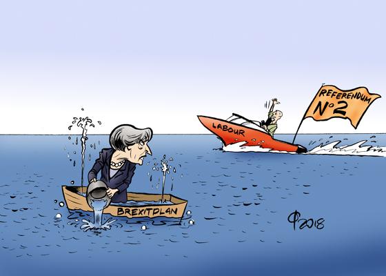Ausgebootet