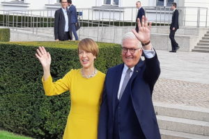 Il Presidente Steinmeier e la moglie Bürgerfest 2018© il deutsch-italia
