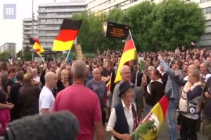 Chemnitz © youtube Daily Mail