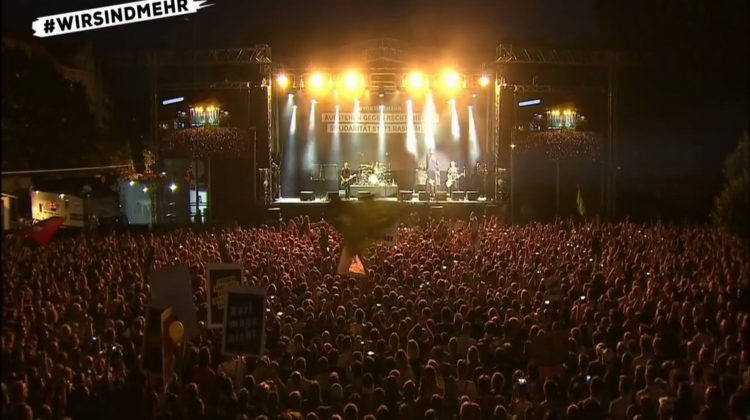 Concerto Chemnitz © youtube voiceofhell02