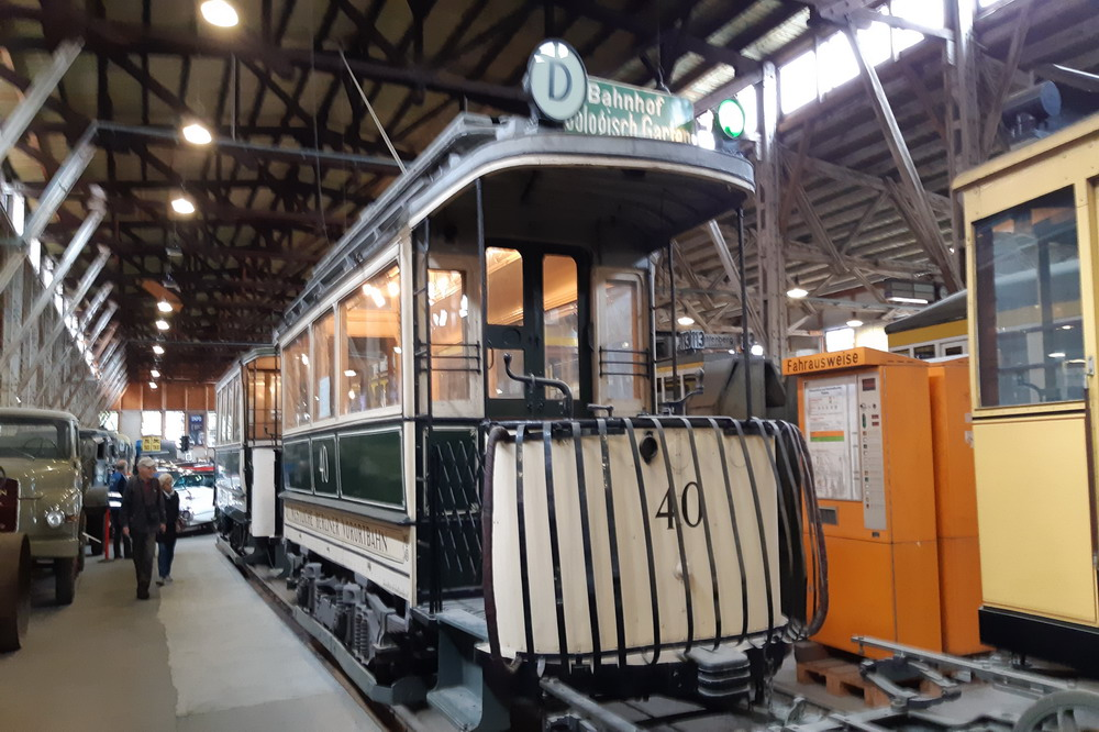 Depot in der Monumentenhalle 12 © il Deutsch-Italia