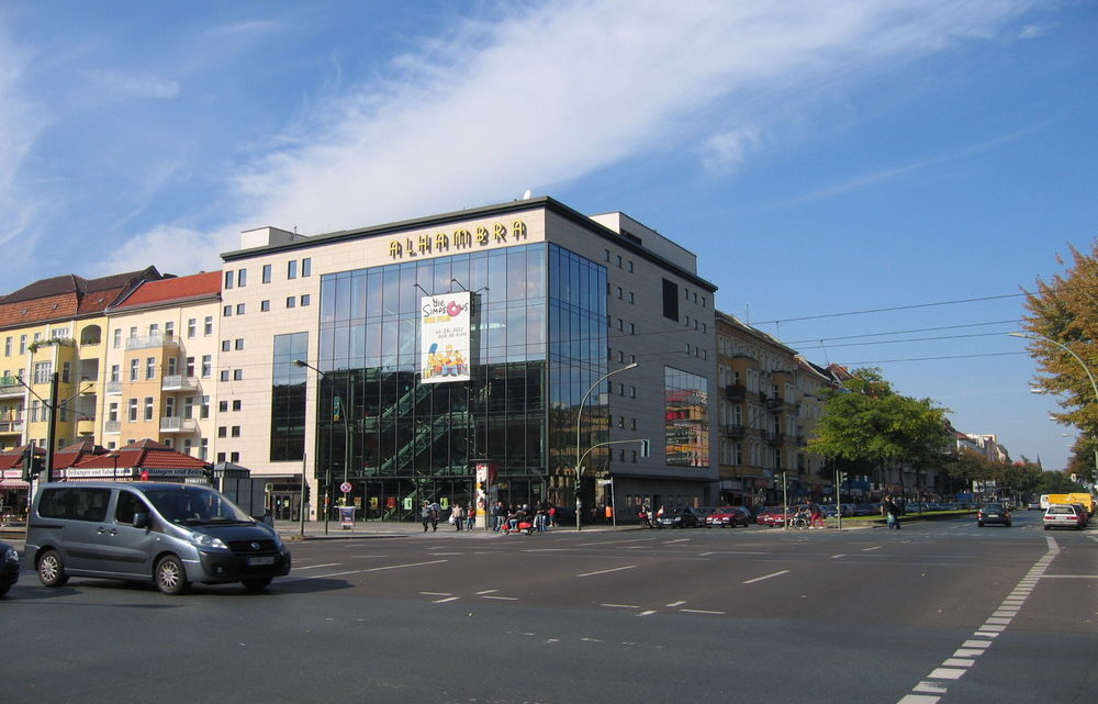 Seestraße - Müllerstraße