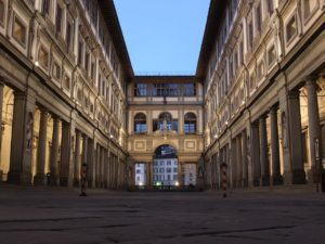 Uffizi Florenz