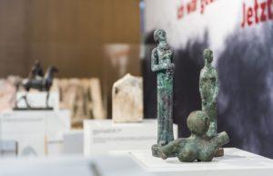 Bewegte Zeiten © Staatliche Museen zu Berlin Museum für Vor und Frühgeschichte David von Becker