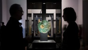 BewegteZeiten © Staatliche Museen zu Berlin Museum für Vor und Frühgeschichte David von Becke