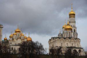 Due cattedrali di Mosca