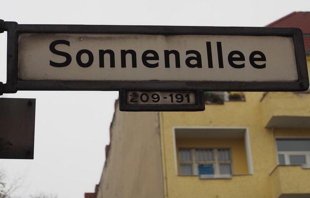 Sonnenallee © il Deutsch-Italia