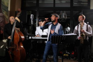 Adriano Mottola e la sua band© Adriano Mottola
