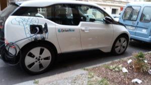 Auto elettrica © il Deutsch-Italia