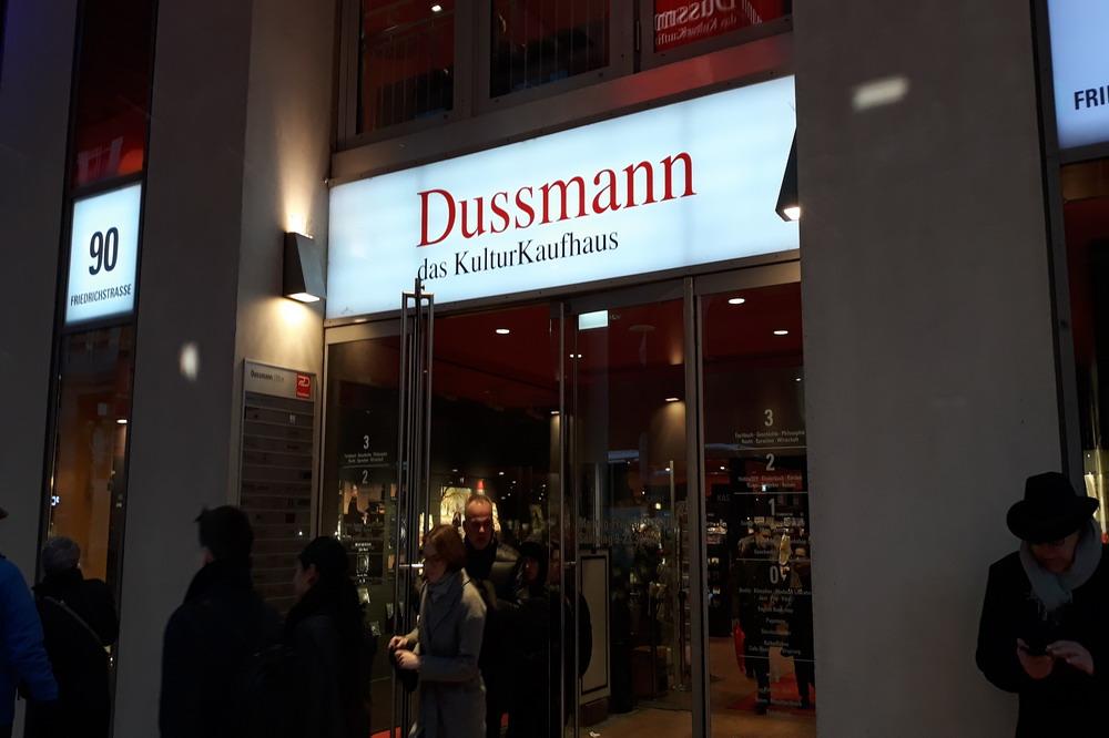 Dussmann© il Deutsch-Italia