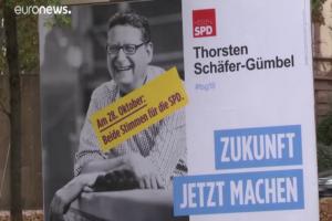 Elezioni in Assia © Youtube Euronews