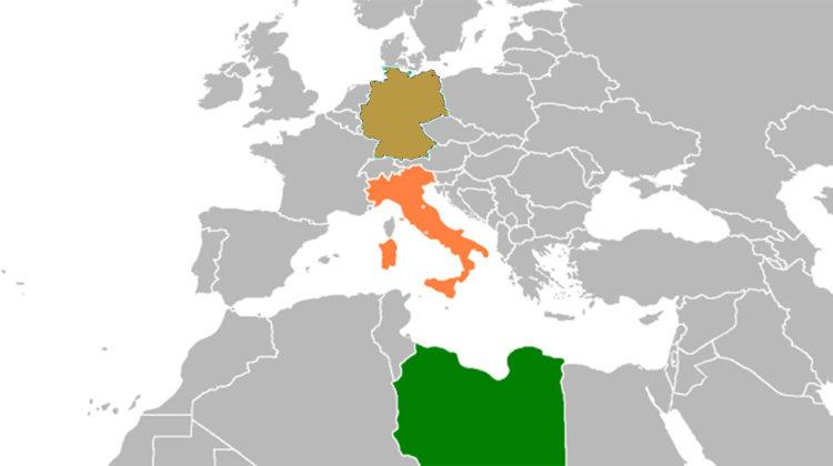 Italia Germania Libia