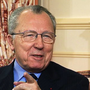 Jacques Delors © CC BY-SA 3.0 Nvpswitzerland WC