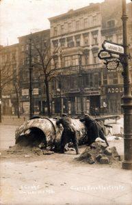 Spartachisti per le strade di Berlino © CC BY-SA 3.0 WC