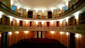 Teatro Roma © FB Parco letterario G. C.
