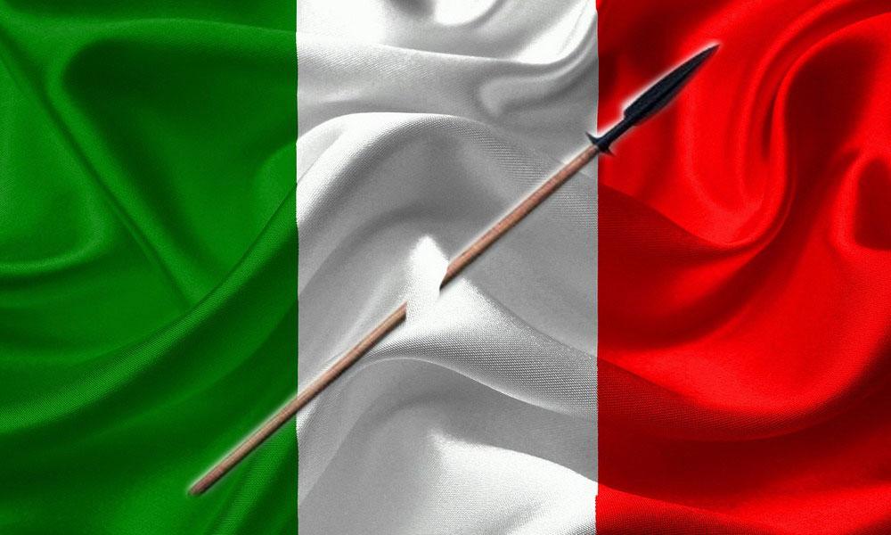 Una lancia spezzata per l'Italia © il Deutsch-Italia