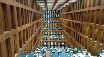 Biblioteca universitaria © il Deutsch-Italia