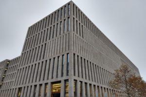 La biblioteca della Humboldt © il Deutsch-Italia
