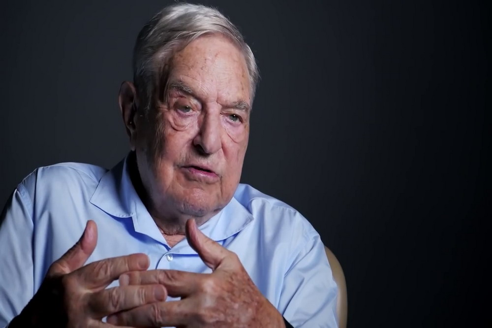 George Soros © Youtube Open Society Foundations