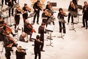 Mahler Chamber Orchestra © Geoffroy Schied