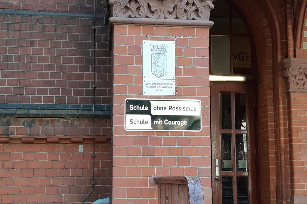 Una scuola berlinese © il Deutsch-Italia