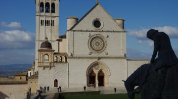 Assisi Basilica di san Francesco © NDR