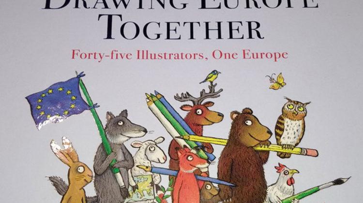 Drowing Europa together © Moritz Verlag