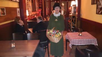 Die Blumenfrau © il Deutsch-Italia
