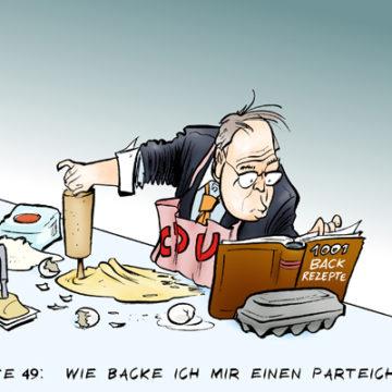 CDU-Parteitag