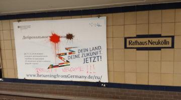 Dein Land, deine Zukunft! Jetzt! © il Deutsch-Italia