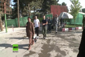Rimpatri in Afghanistan © Youtube Russia Today Deutschland