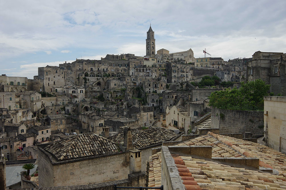 Matera © Nicoletta De Rossi