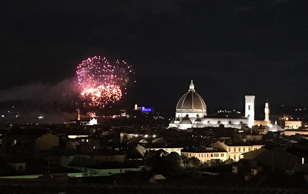 """Firenze Capodanno © Marco Osti per """"il Deutsch-Italia"""""""