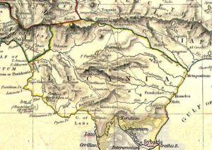L'antica Lucania
