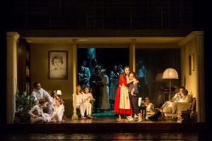 Fondazione Teatro La Fenice Werther © Michele Crosera