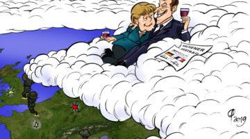 Aachener Vertrag - Trattato d'Aquisgrana