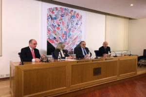 Il ministro Bonisoli© C. Sandroni per -il Deutsch-Italia