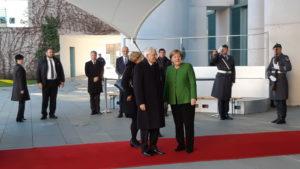 Mattarella Merkel © il Deutsch-Italia