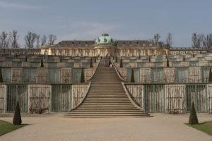 Il Castello di Sanssouci